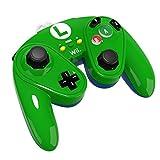 Cheapest Super Smash BrosOfficially Licensed Wired Fight Pad  Luigi on Nintendo Wii U