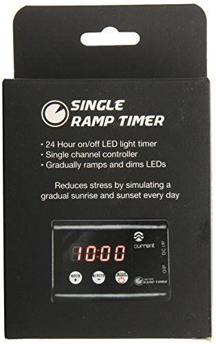 Current USA Single Ramp Timer for Aquarium