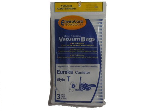 15 Designed To Fit Eureka T Vacuum Bags