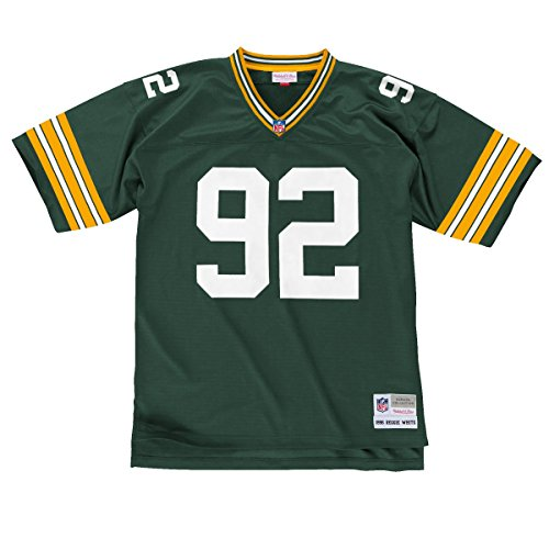 reggie white green bay packers jersey packers reggie. Black Bedroom Furniture Sets. Home Design Ideas