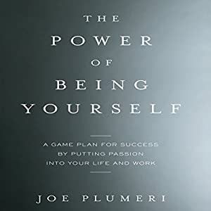 The Power of Being Yourself Audiobook