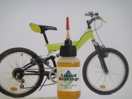 Liquid Bearings 100%-synthetic Oil for Colnago Bicycles, Provides Superior Lubrication and Also Prevents Rust!!