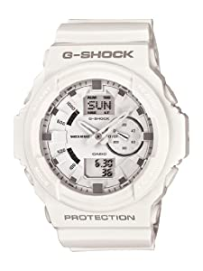 Casio Men's GA150-7ACR G-Shock Magnetic Resistant Multi-Function Watch
