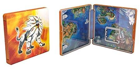 Pokemon Sun Steel Book (Nintendo 3DS)