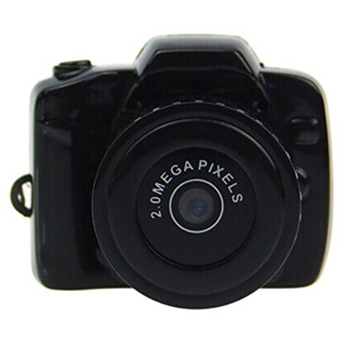 G-Lighting® Smallest Mini Digital Video Camera Kamera Camcorder für XP \ 2003 \ Vista \ Windows 7 \ Win 8 \ Mac OS 10.4 \ Linux