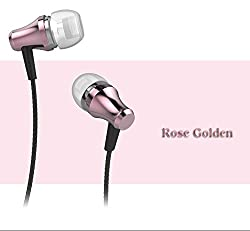 Original Joyroom JR-E110 Metal Shell Wired Super Bass HIFI Stereo In-ear Earphone Headphones Headset For Tablets,Ipod ,Ipad ,Iphone and Android Phone etc