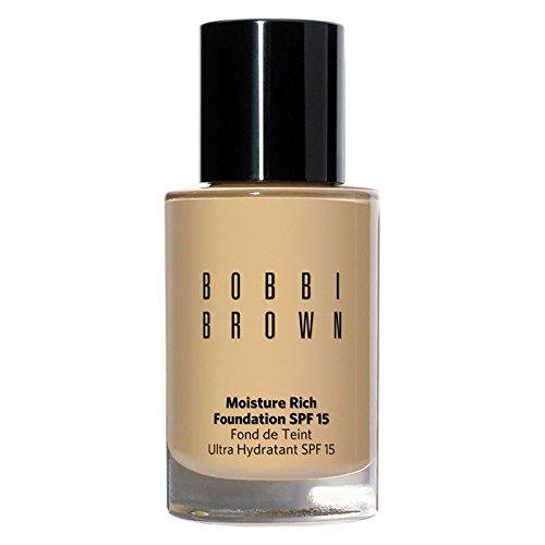 Bobbi Brown Moisture Rich Foundation Natural