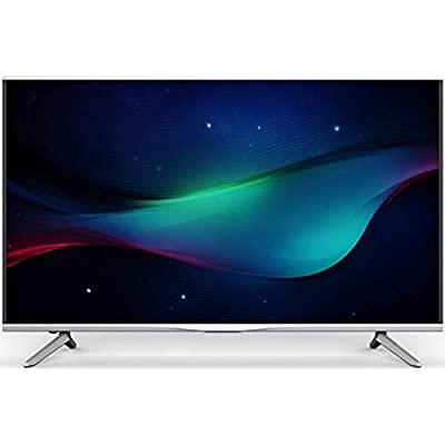 Sansui SNA43QX0ZSA 109cm (43 inches) 4K Ultra HD Smart LED TV (Black)