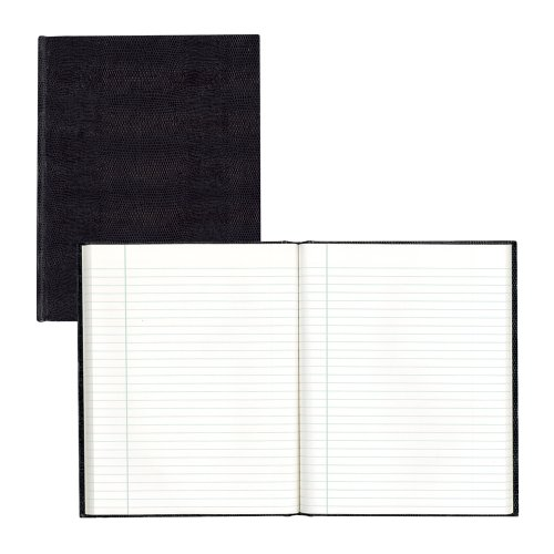 41nUn9dKzXL. SL500  Blueline Executive Journal, Black, 9.25 x 7.25 Inches, 150 Pages (A7.BLK)