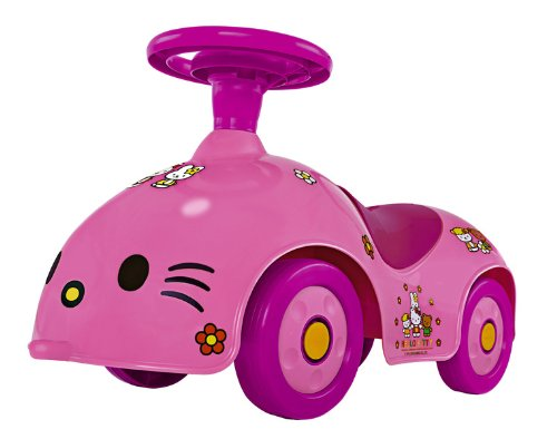 Big 800056318 - Baby Mover Hello Kitty