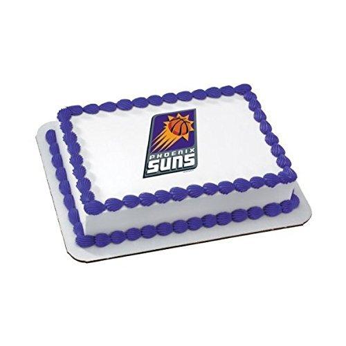 NBA Phoenix Suns Edible Image - 1