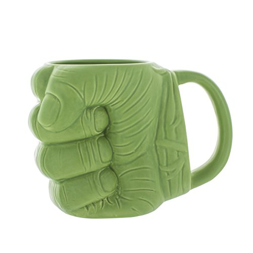 Marvel Comics lincredibile Hulk Fist 3D Mug