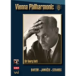 Sir Georg Solti Leads the Vienna Philharmonic