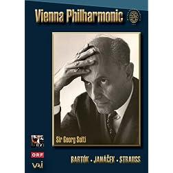 Sir Georg Solti Leads the Vienna Philharmonic