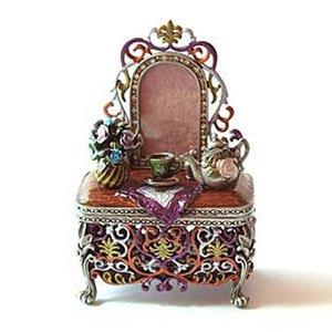 Antique Dresser Vanity front-1070847