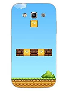 Super Mario World - Designer Printed Hard Back Shell Case Cover for Samsung S3 Superior Matte Finish Samsung S3 Cover Case