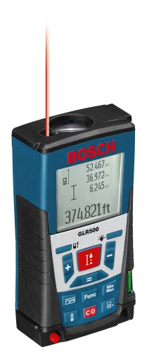 Bosch GLR500 Laser Distance Measurer