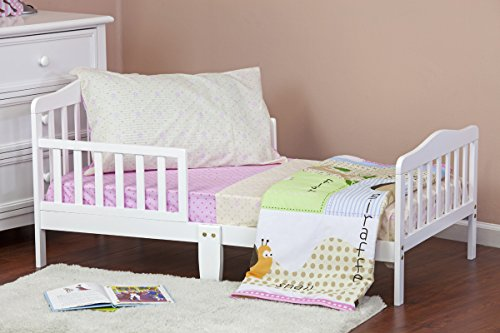 Dream On Me Jungle Friends 4 Piece Toddler Bedding Set