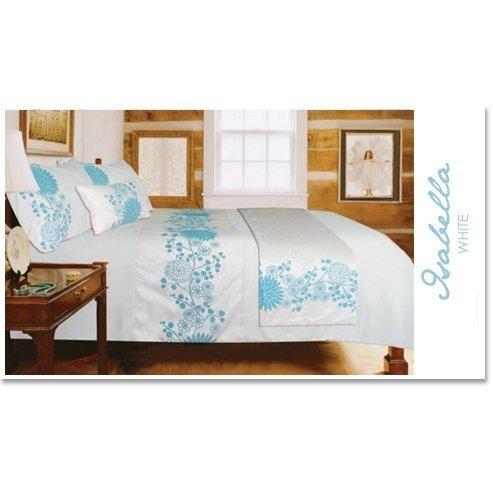 Pas cher ensemble de 5 pi ces de linge de lit de luxe for Linge de lit de luxe pas cher