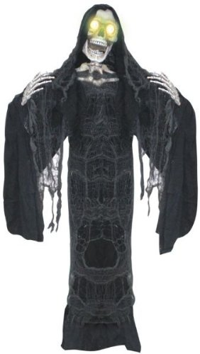 Animated Hanging Black Reaper (Standard)