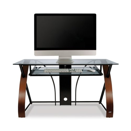 Black friday bello 47 inch computer desk with curved wood cd8841 cheap cheap price 2012 - Cheap black desks ...