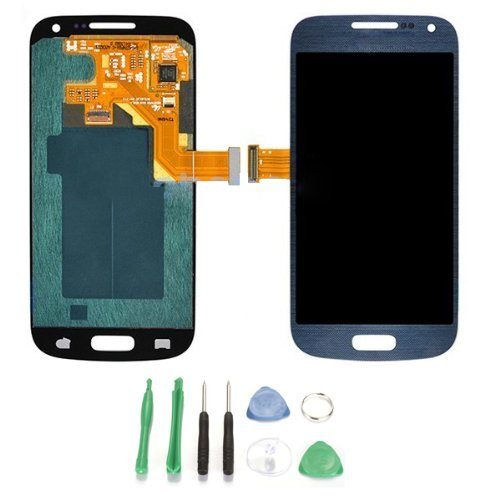 NewerStone LCD Screen Display + Digitizer (4.3 inch) Black For Samsung Galaxy S4 Mini i9500 i9190 i9195 i9192 (Display S4 compare prices)