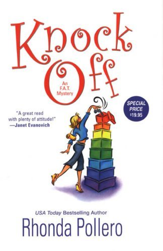 Knock Off (Finley Anderson Tanner Mysteries)