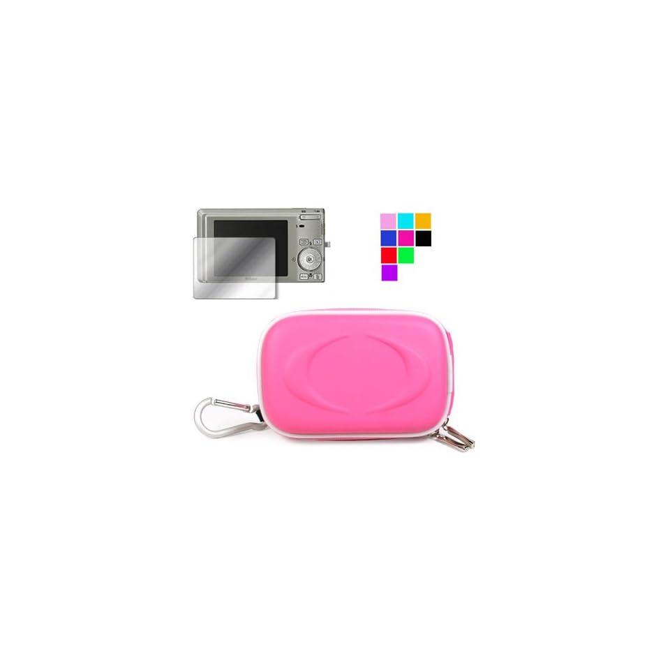 Ultra HD 8GB /& Mino HD 8GB Compatible with Flip Ultra HD 8GB DURAGADGET Lightweight Black Neoprene Protective Case