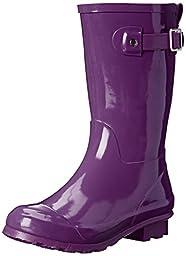 Western Chief Kids Youth Boot (Little Kid/Big Kid), Purple, 4 M US Big Kid