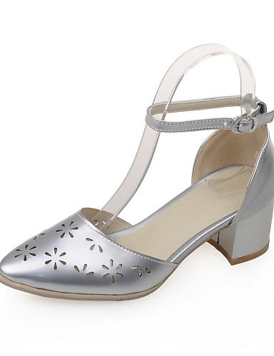 zapatos-de-mujer-tacon-robusto-tacones-sandalias-casual-semicuero-rosa-blanco-plata-pink-us55-eu36-u