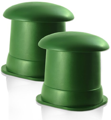 Osd Audio Os525 Omni True 360-Degree Outdoor In-Ground Speakers (Pair, Green)