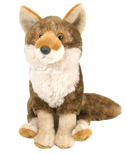 Wild Republic Cuddlekin Coyote 12