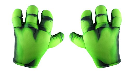 Marvel Super Hero Squad Hulk Soft Big Hands