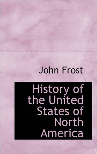 History of the United States of North America
