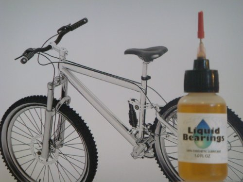 Liquid Bearings 100%-synthetic Oil for Campagnolo Bicycles, Provides Superior Lubrication and Also Prevents Rust!!