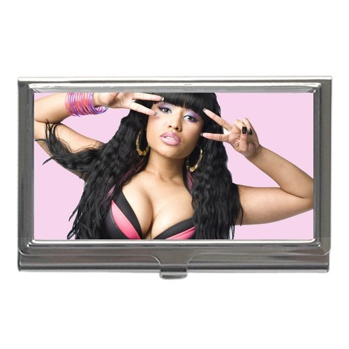 Amazon Com Nicki Minaj Business Card Holders Credit Id