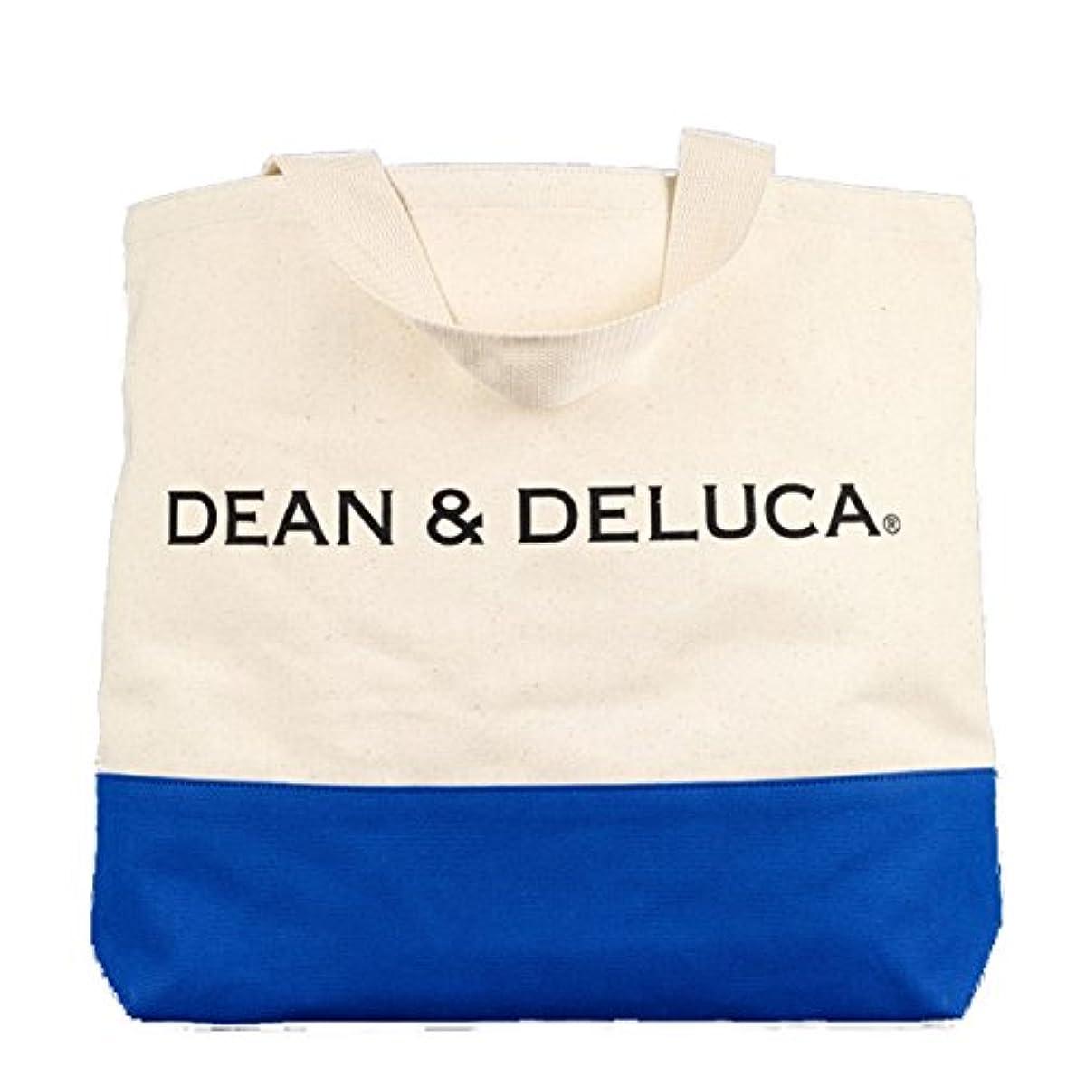 딘앤델루카(Dean&Deluca) 토트백 블루 미국 한정품 IN0540