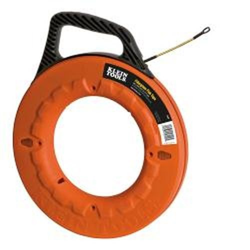 Klein Tools 56009 50-Feet Navigator Fiberglass Fish Tape