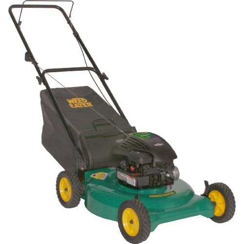 com : Weed Eater 961340004 21-Inch 158cc Briggs & Stratton Gas Powered