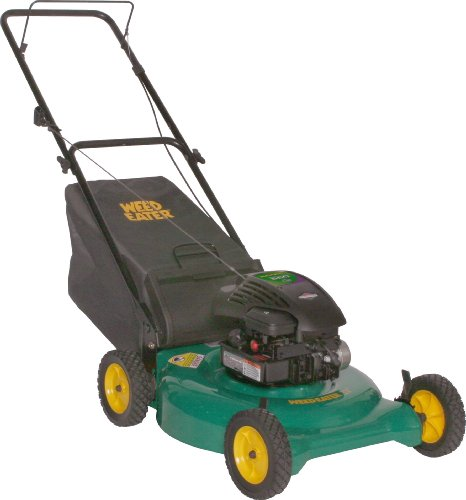 Mulch/Bag Lawn Mower for $172.83 | Best discount lawn mower rear bag