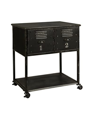 Alastor Rolling Cart Table