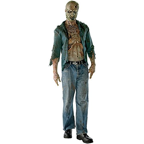 The Walking Dead Decomposed Zombie Deluxe Adult Costume - Standard