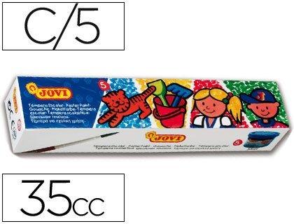 jovi-540-pintura-dedos-jovi-surtido-35ml-caja-x-5