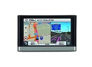 Garmin nüvi 2497LMT EU Navigationsgerät (10,9 cm (4,3 Zoll) Touch-Display, Kartenmaterial 45 Länder Europas, Gesamteuropa, Kartenupdate, TMC Pro)