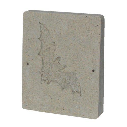Fledermaus-Wandschale A-2 St., 30x25x3-5cm