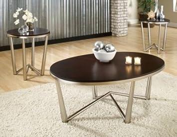 Brady Furniture Industries Bucktown 3 Piece Coffee Table Set