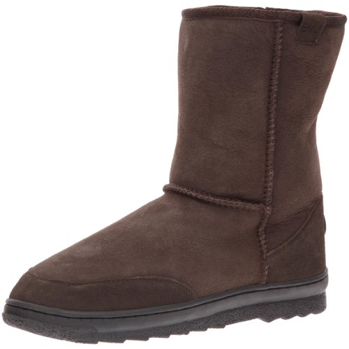 Emu Men's Outback Lo Chocolate Boot M10028 9 UK