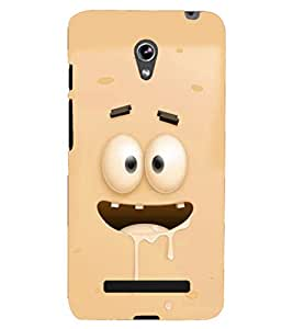PRINTSHOPPII FUNNY Back Case Cover for Asus Zenfone 5 A501CG::Asus Zenfone 5 A500CG