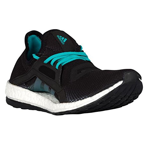 (アディダス)adidas 06.5 BlackShock Green pureboost x レディース 女性用 【並行輸入品】