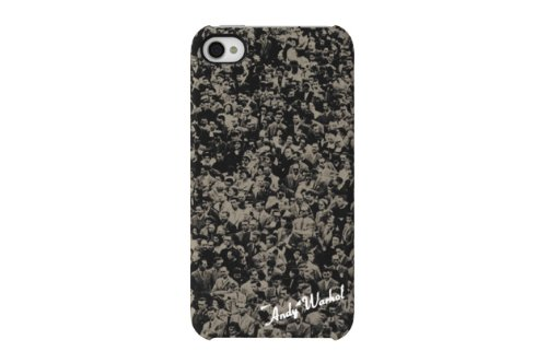 INCASE(インケース)ANDY WARHOL SNAP CASE for iPhone4S (Crowd(CL59892))